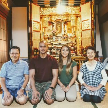 my family shrine